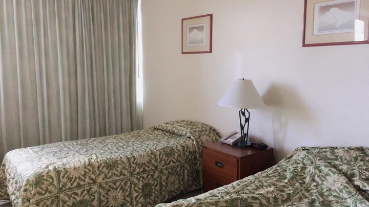 アストンワイキキバニアン:ベッドルーム