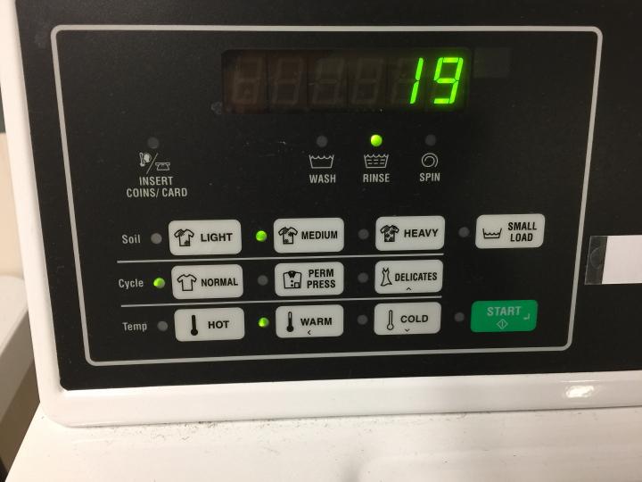 アストンワイキキバニアン:洗濯機