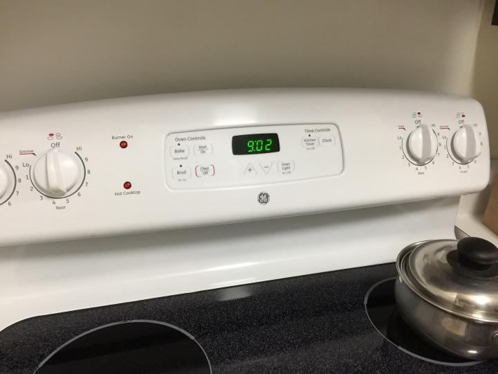 アストンワイキキバニアン:キッチン、IH調理器