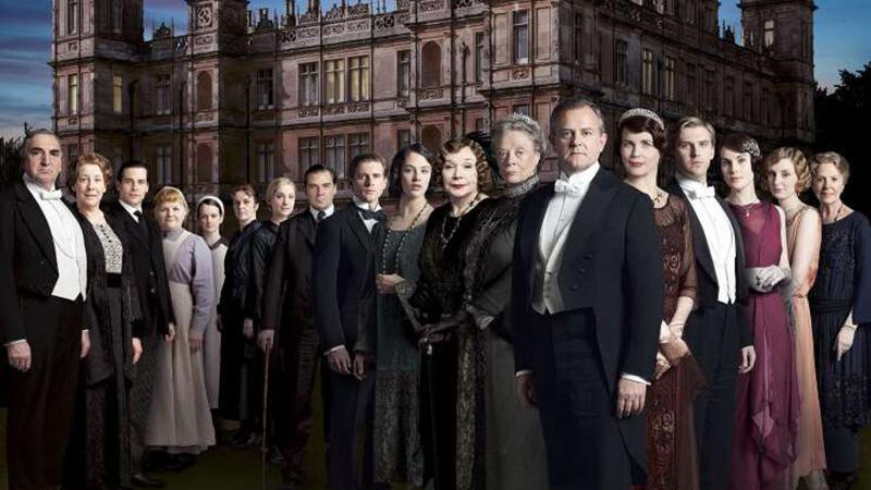 ダウントン・アビー(Downton Abbey)