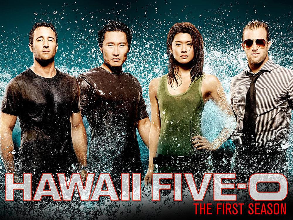 ハワイファイブオー(Hawaii5-0)は1話完結の爽快アクション刑事ドラマ