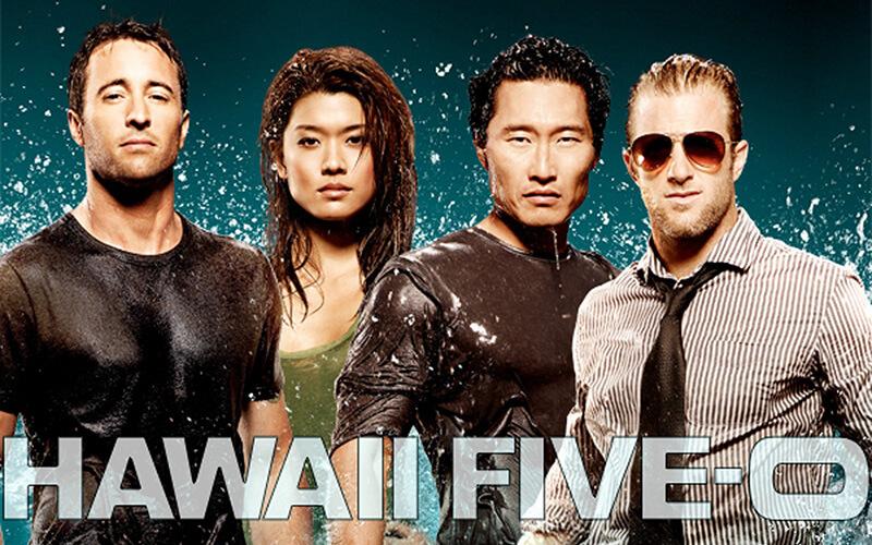 ハワイファイブオー(HAWAII FIVE-0)